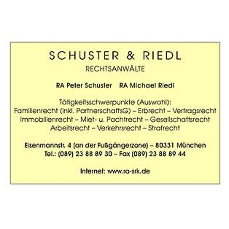 Schuster & Riedl Rechtsanwälte